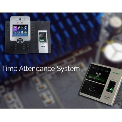 ZKTeco Time Attendance System