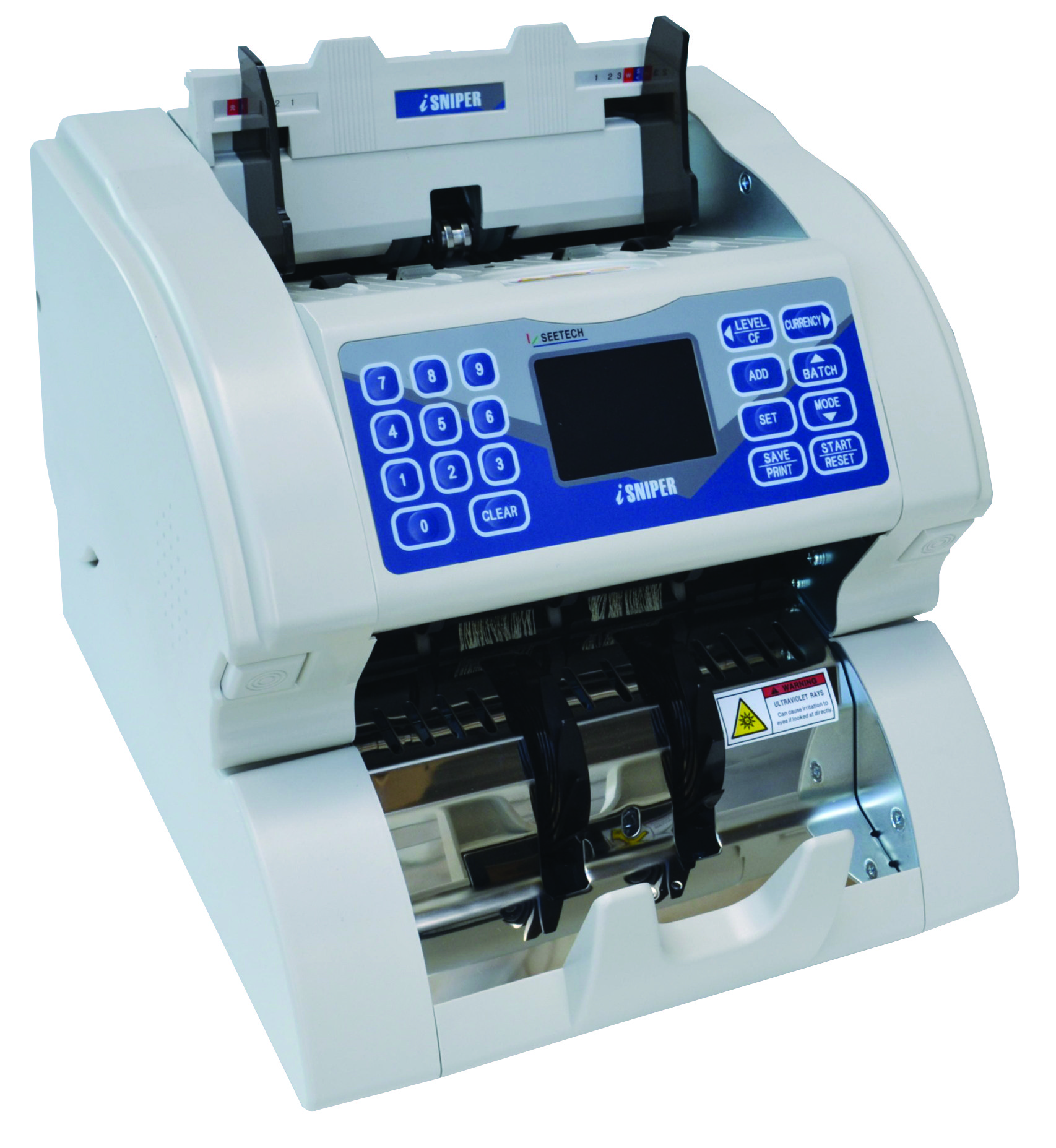 Cash Counting Machine in Qatar, Ultra Violet Cash Counting